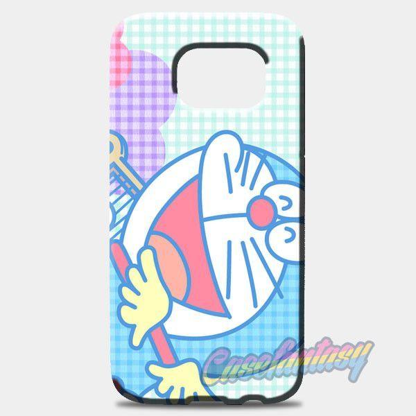 Doraemon Wallpaper Samsung Galaxy S8 Plus Case Casefantasy