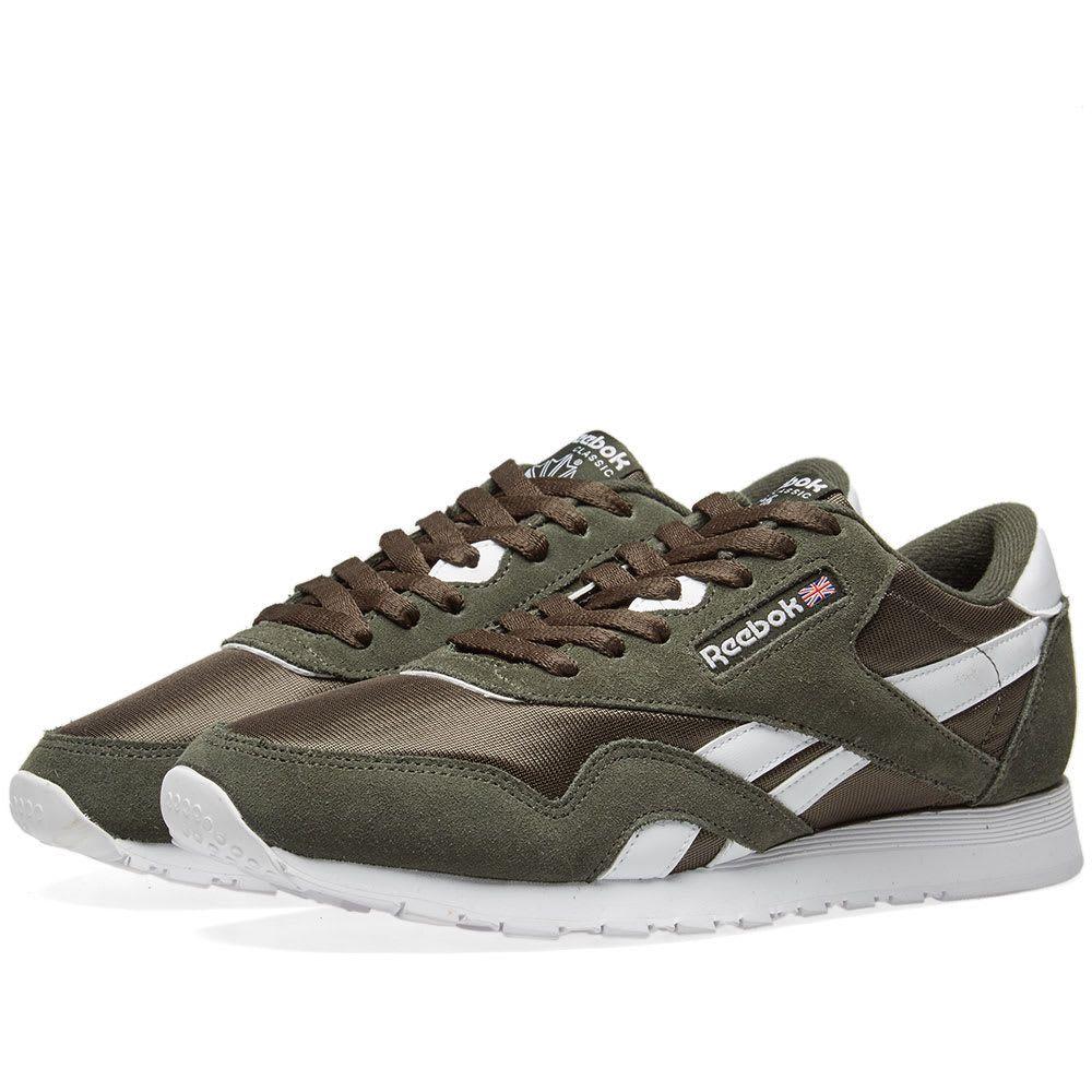9e03fe96dbb42f REEBOK REEBOK CLASSIC NYLON PREMIUM.  reebok  shoes