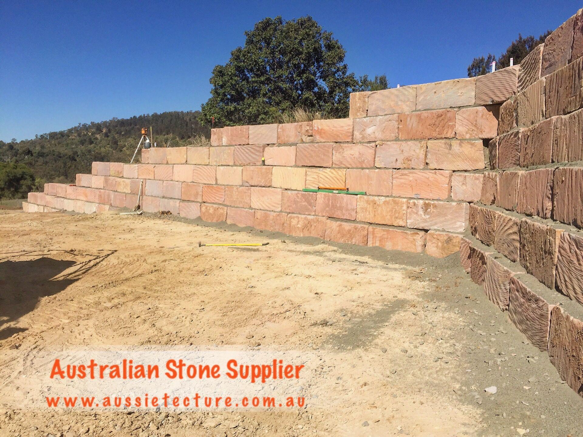 Australian sandstone logs. Sandstone logs. Sandstone logs Brisbane ...