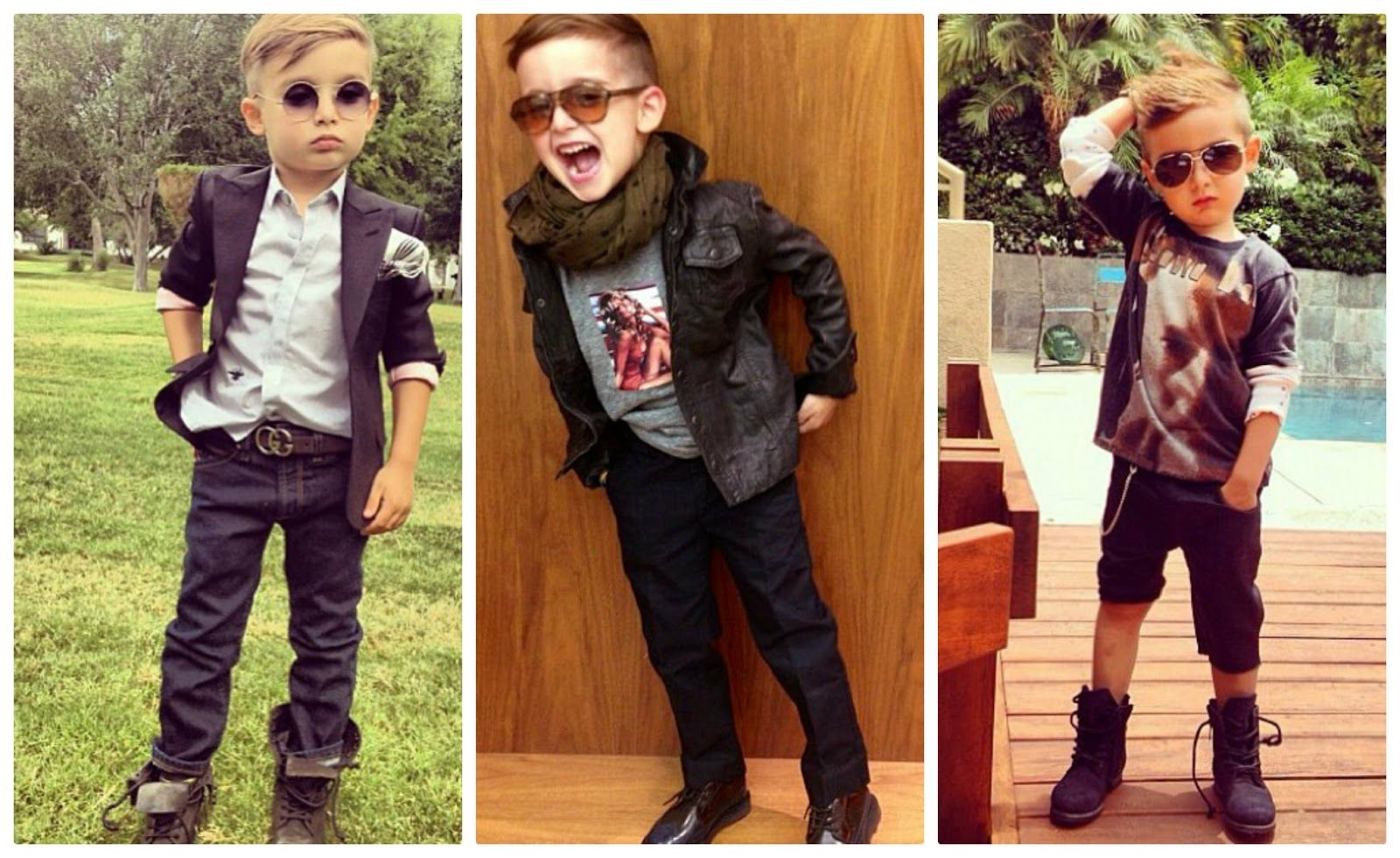 Swag Outfit For Little Boys