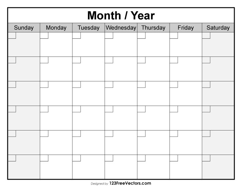 Fillable Calendar 2019 Calendar Pinterest Fillable calendar