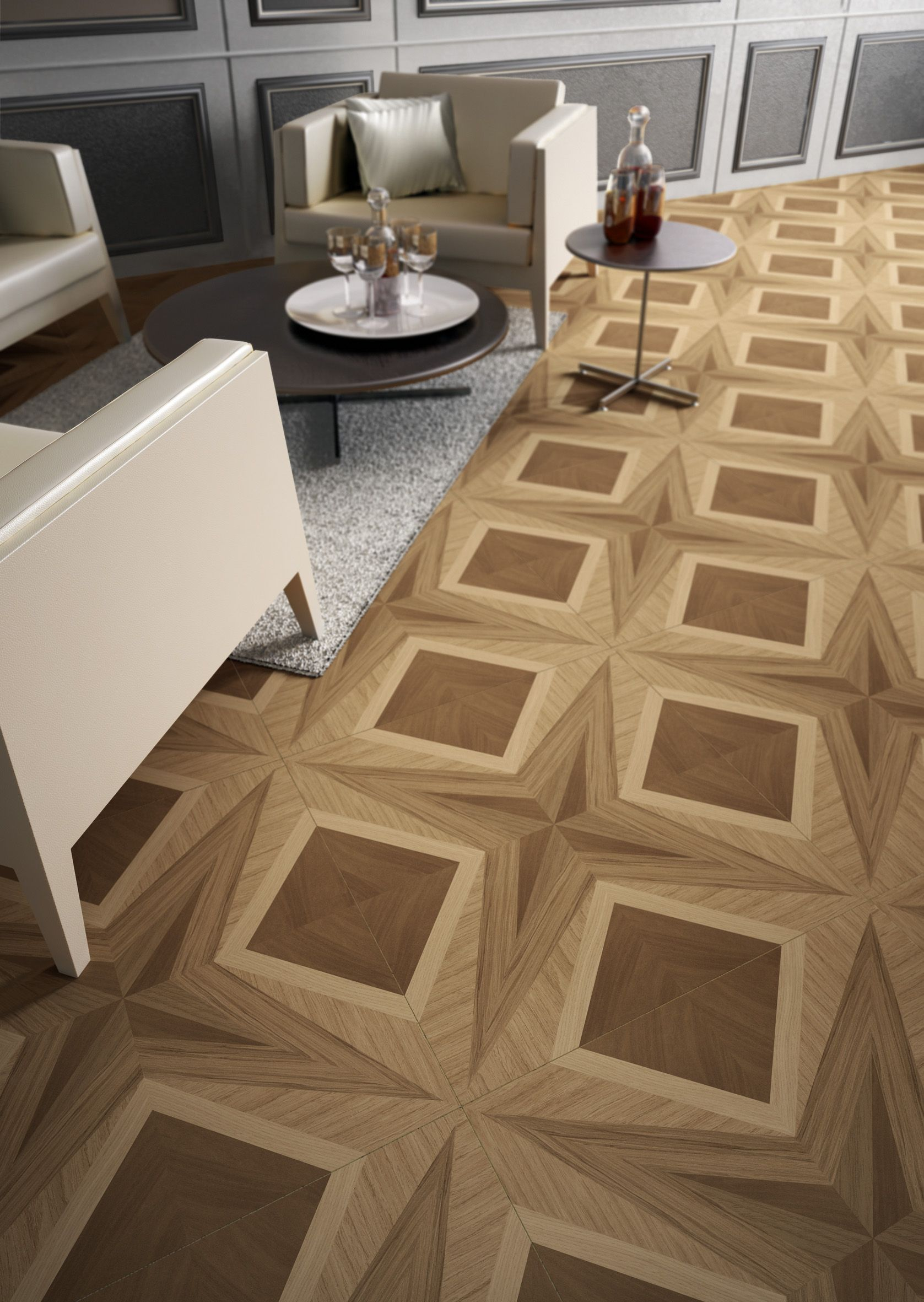 Tile Space View A Product Wooden Floor Tiles Floor Design