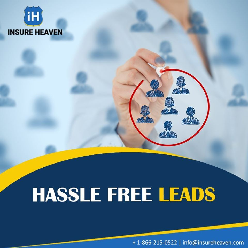 Hassle Free Leads In 2020 Thursday Motivation Auto Insurance
