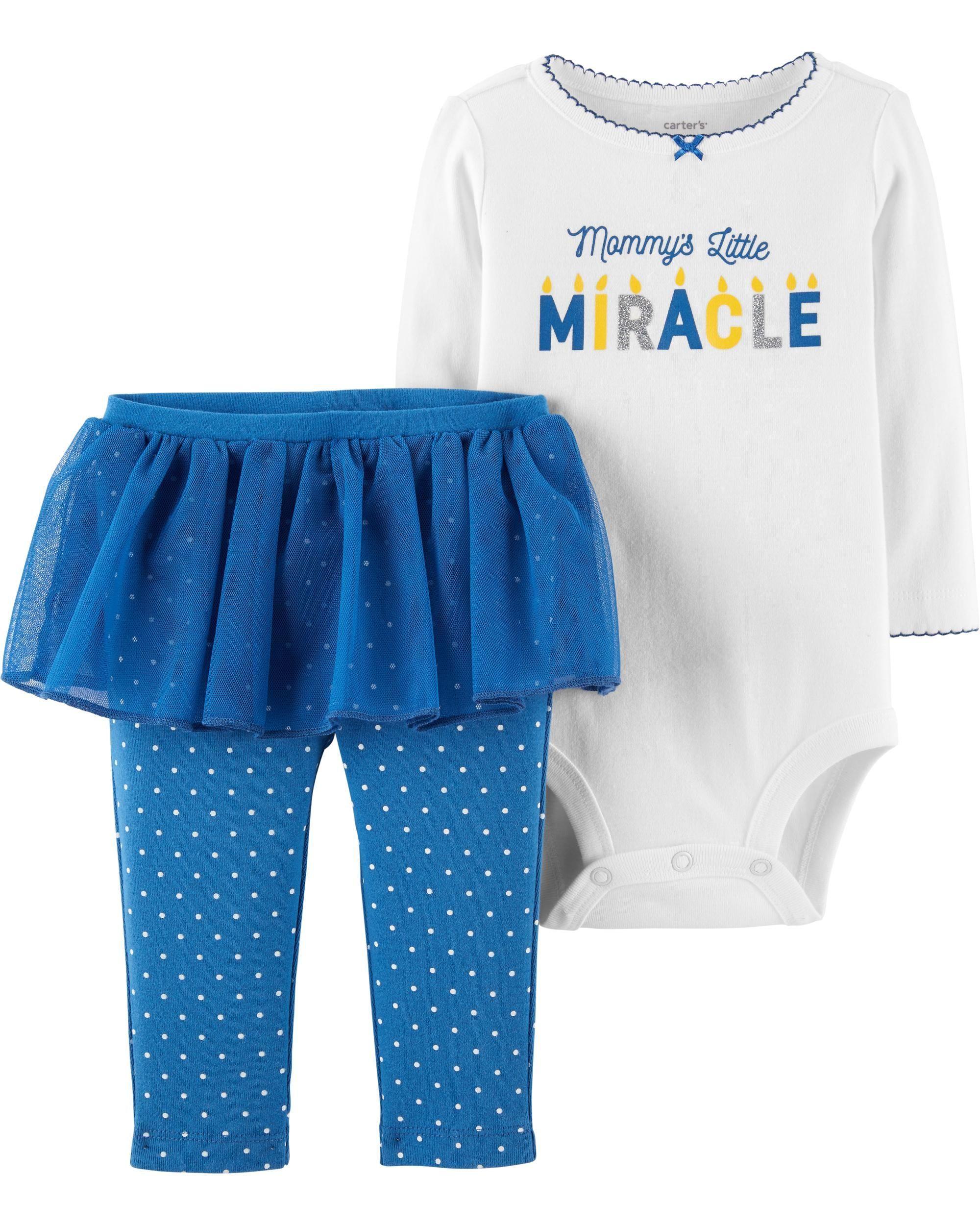 MY First Hanukkah Snap Shirt Newborn 3 Months NEW NWT $12 Bodysuit boys girls