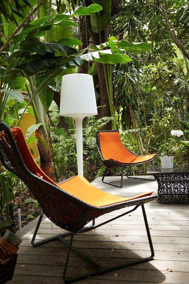 House In Miami By J Design Group Terrazas Mobiliario Patios