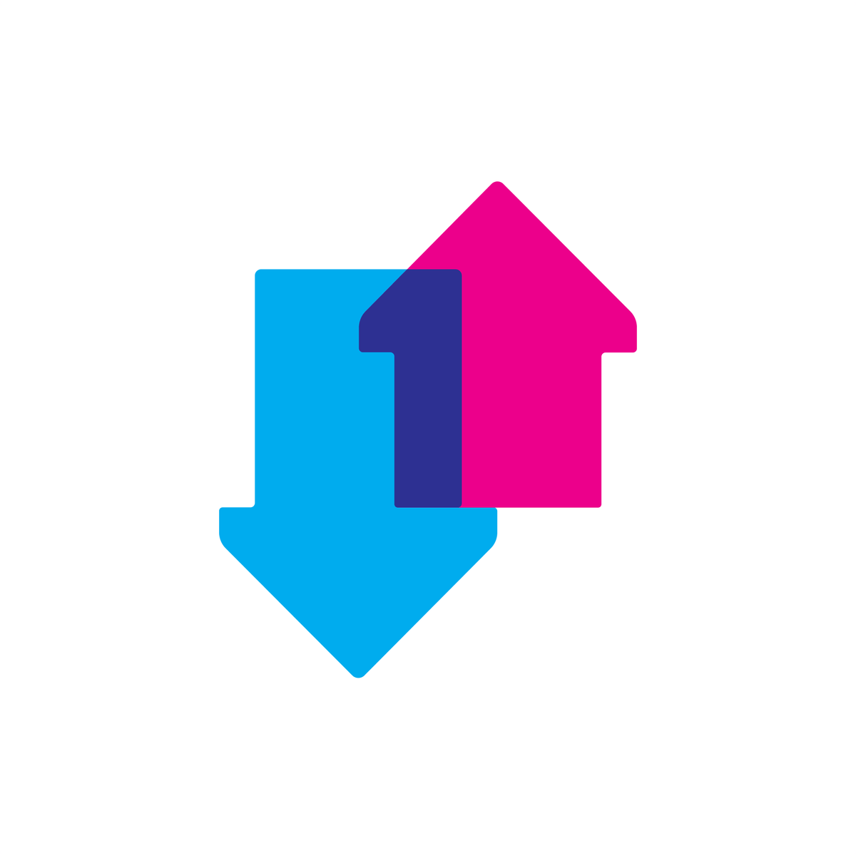 Official Charts Logo United Kingdom Official Charts Single Letter Logo Logo Number