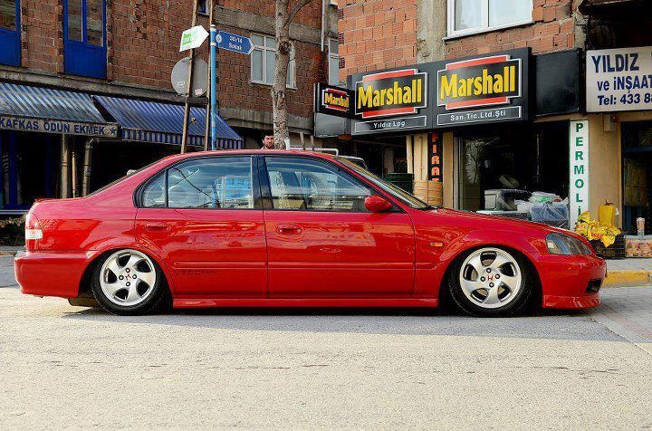 Slammed Ek Sedan 4door Si S Jdm Japan Stance Lownslow Honda Civic Car Cars Honda Civic Honda Civic Sedan Honda