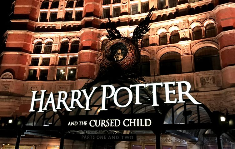 Seeing Both Parts Of Harry Potter And The Cursed Child In One Day In London One Day In London Cursed Child Filming Locations