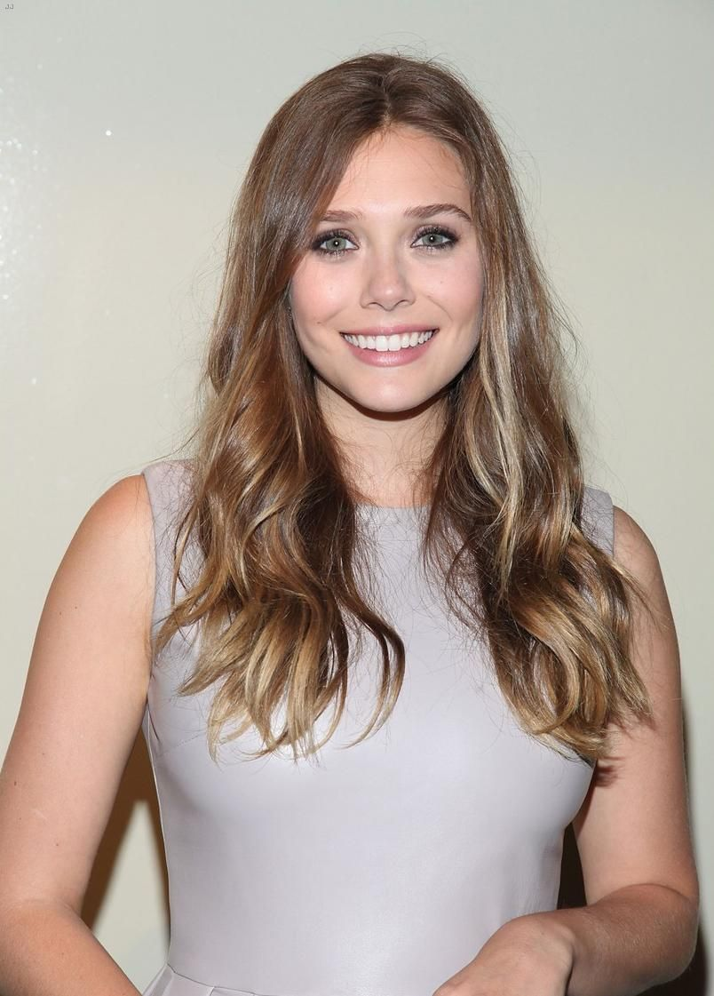 Female Celebrities With Light Brown Hair with elizabeth olsen hd wallpaper from gallsource   celebrity
