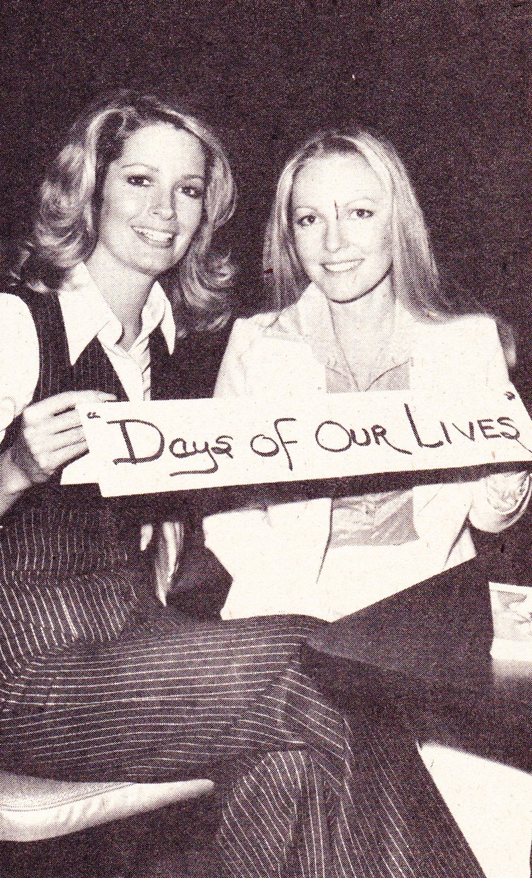 Deidre Hall And Patty Weaver Days Of Our Lives Classic Soaps Nbc