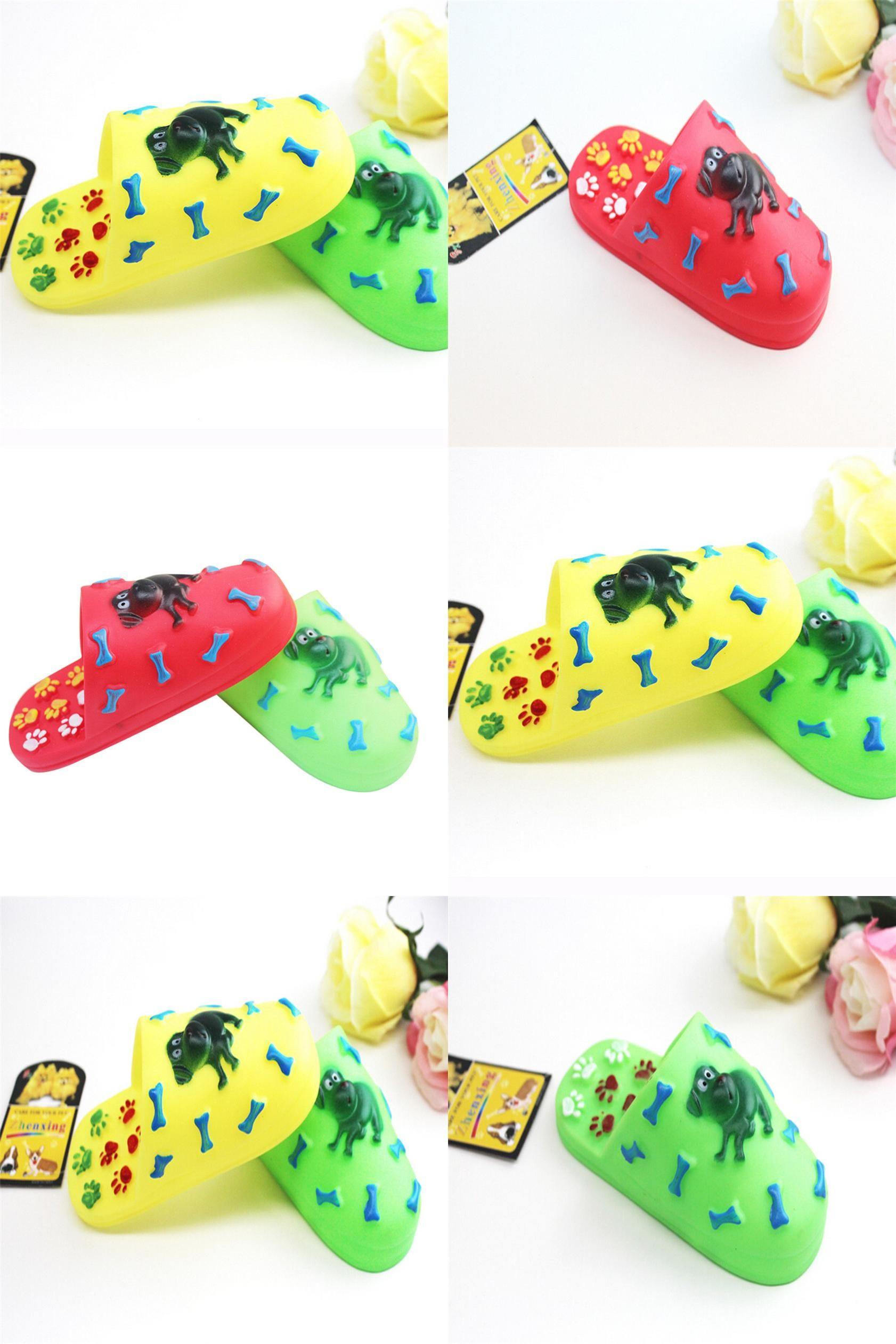 [Visit to Buy] High Quality  Pet Toys Plastic Sports Shoes Will Ring Lovely Sound Small Dog Toys #Advertisement