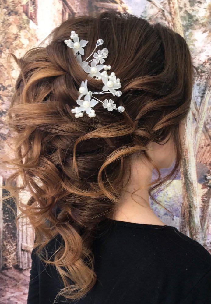 Photo of Inspirasjon til bryllupsfrisyr – Elstile – MODwedding