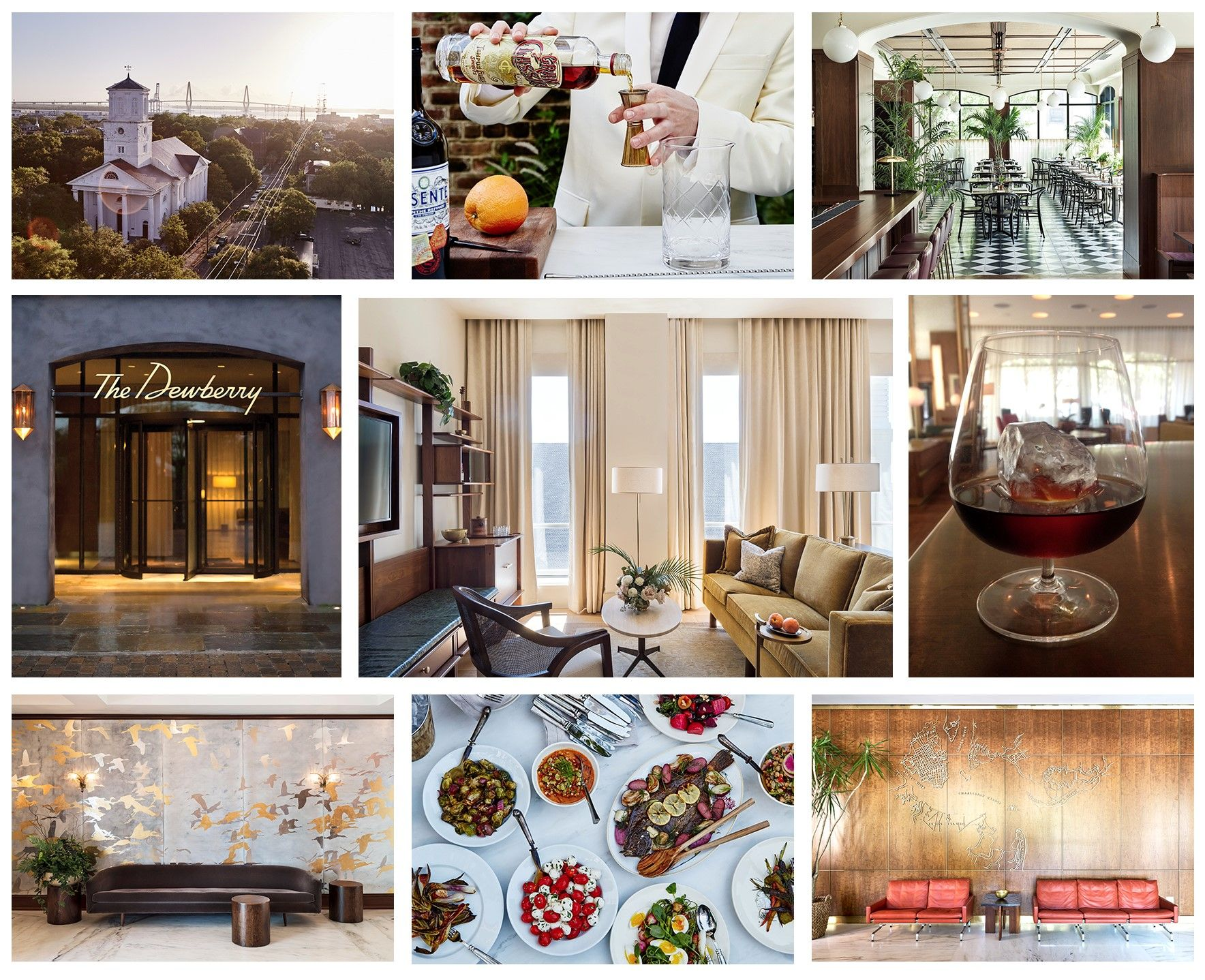 The Dewberry A World Class Boutique Hotel In Charleston Sc Charleston Hotels Home Hotel Restaurant