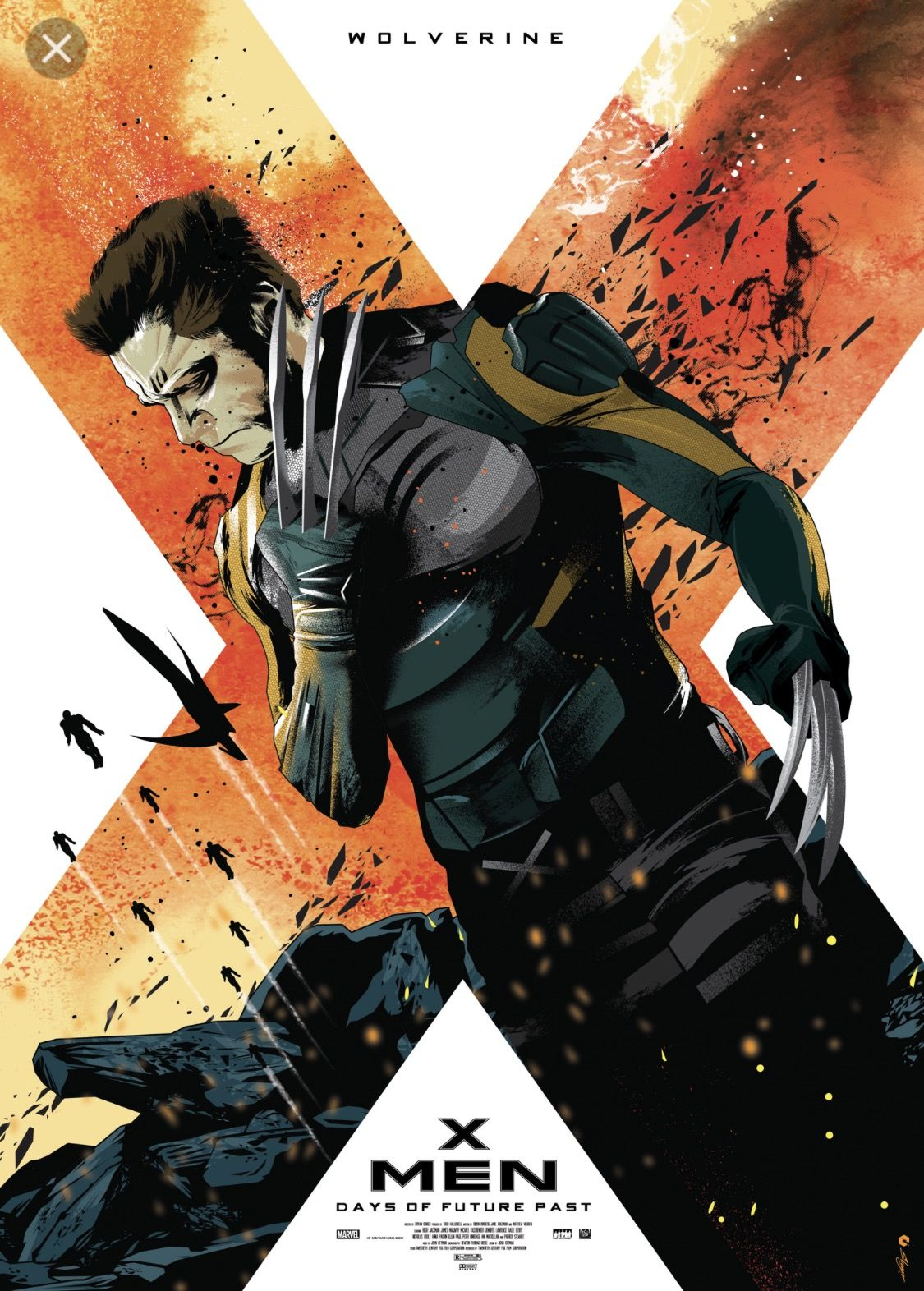 Days of Future Past - Wolverine Variant