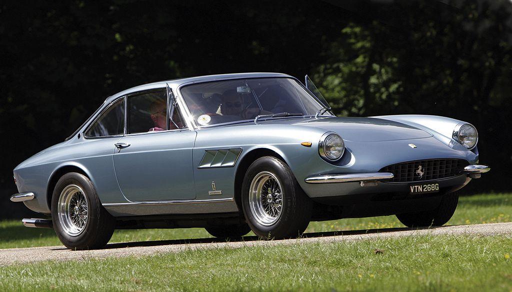 Vintage Ferrari 330 Gtc So Steve Mcqueen Sweet Rides Ferrari
