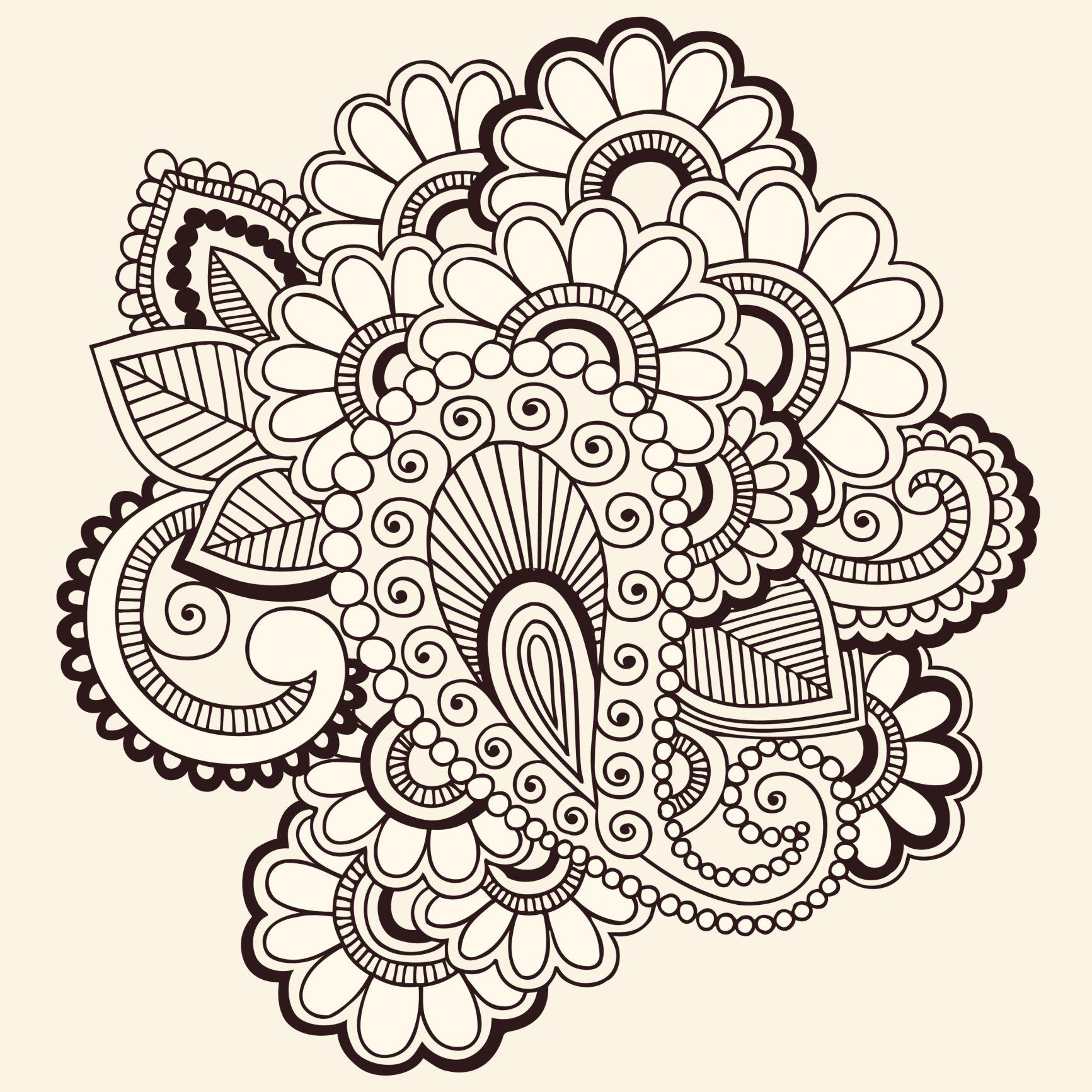 dibujos de figuras orientales para pintar - Buscar con Google ...