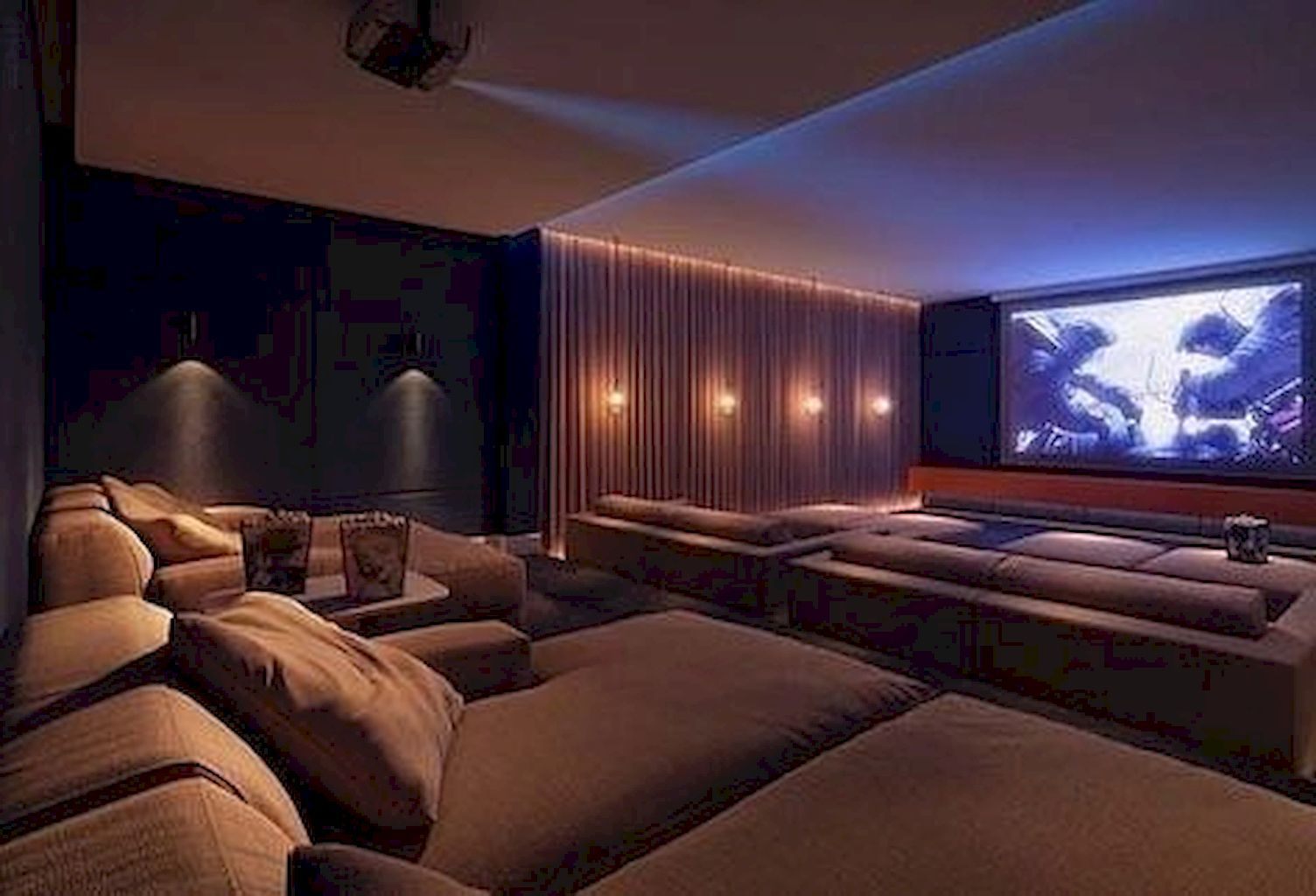 Get The Final House Theater Room Concepts And Setup Home Cinema