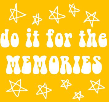 @happyasharriet - memories quotes small cute stars yellow ...