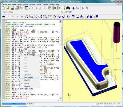 Predator Cnc Editor Software Overview Artcam Cnc