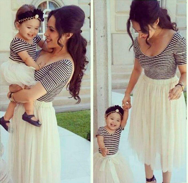 bec21afa486517 Tal mãe tal filha e tal pai tal filho: 35 poses para fotografar ...