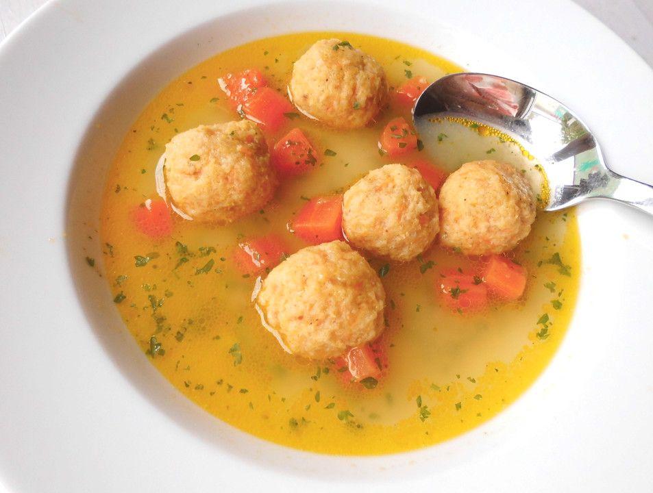 Karottennockerl von lisi68 | Chefkoch