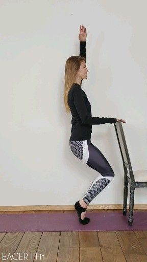 Barre Workout for Toned Thighs
