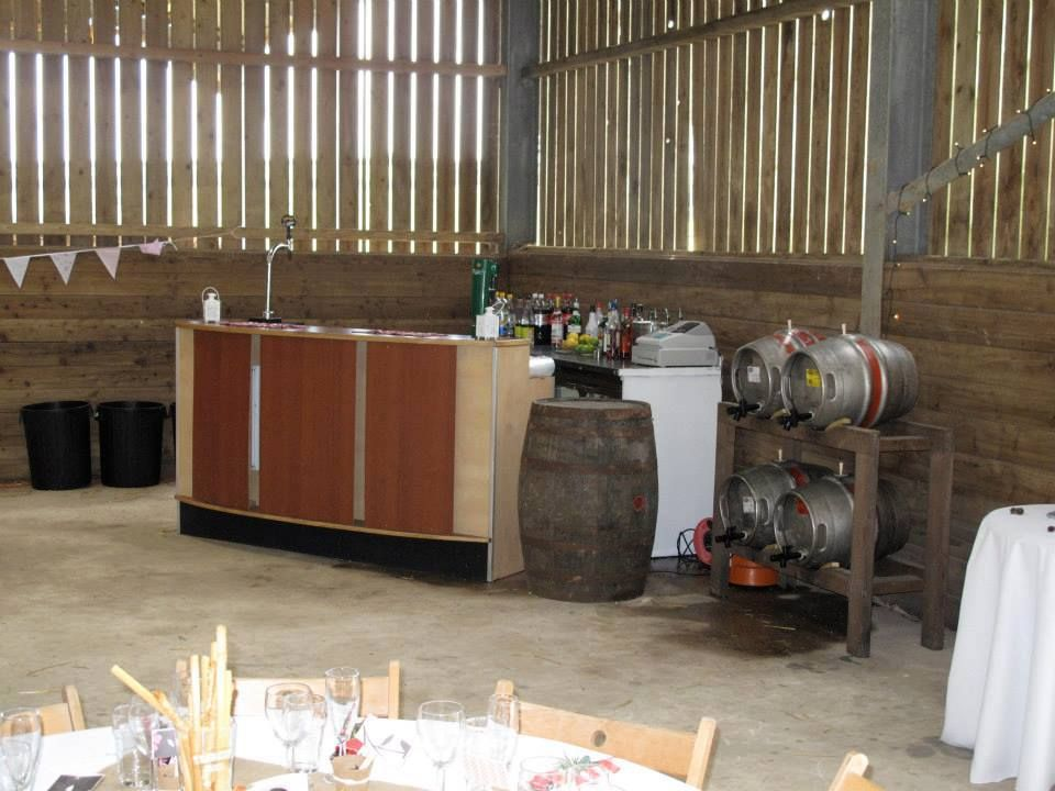 Any venue is a possibility! We love a good barn bash