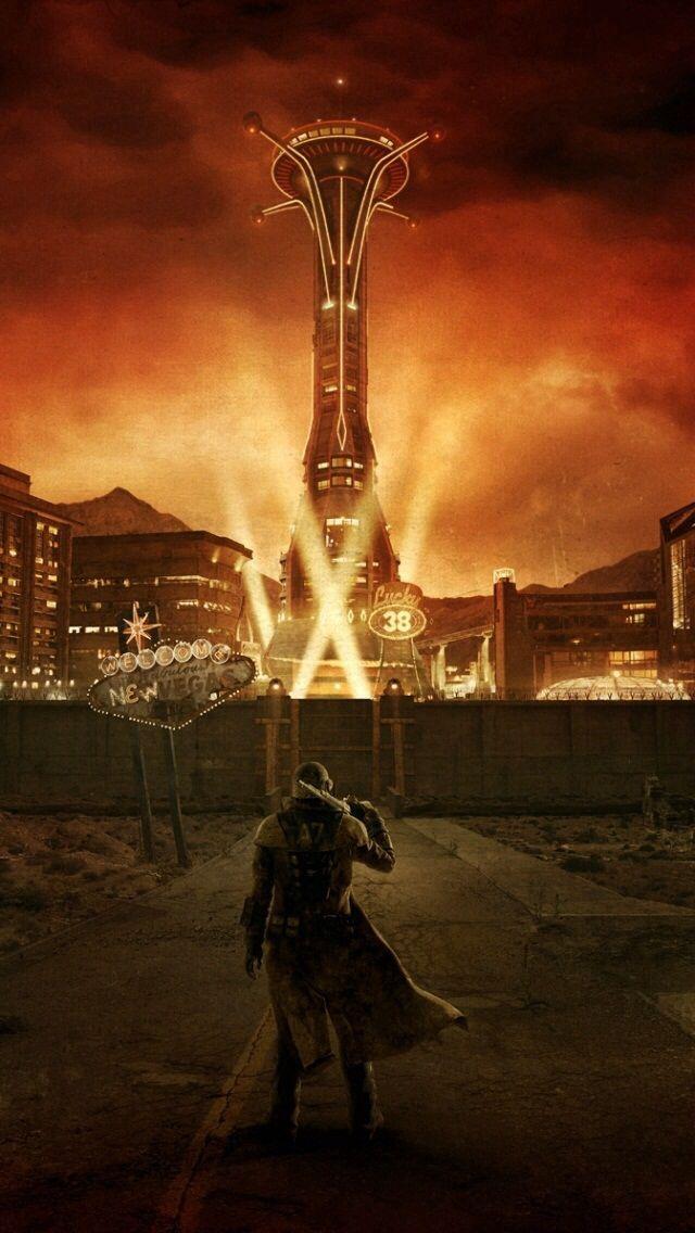 Fallout New Vegas Fallout New Vegas Fallout Wallpaper Fallout
