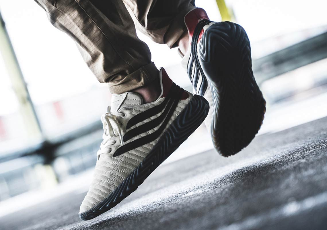 promo code d8f9b 5d216 The adidas Sobakov Appears With Grey Translucent Soles