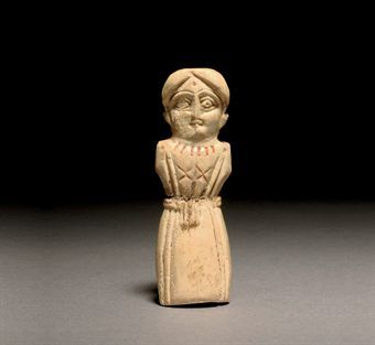 A Byzantine Bone Doll Bone Carving Ancient Art Byzantine