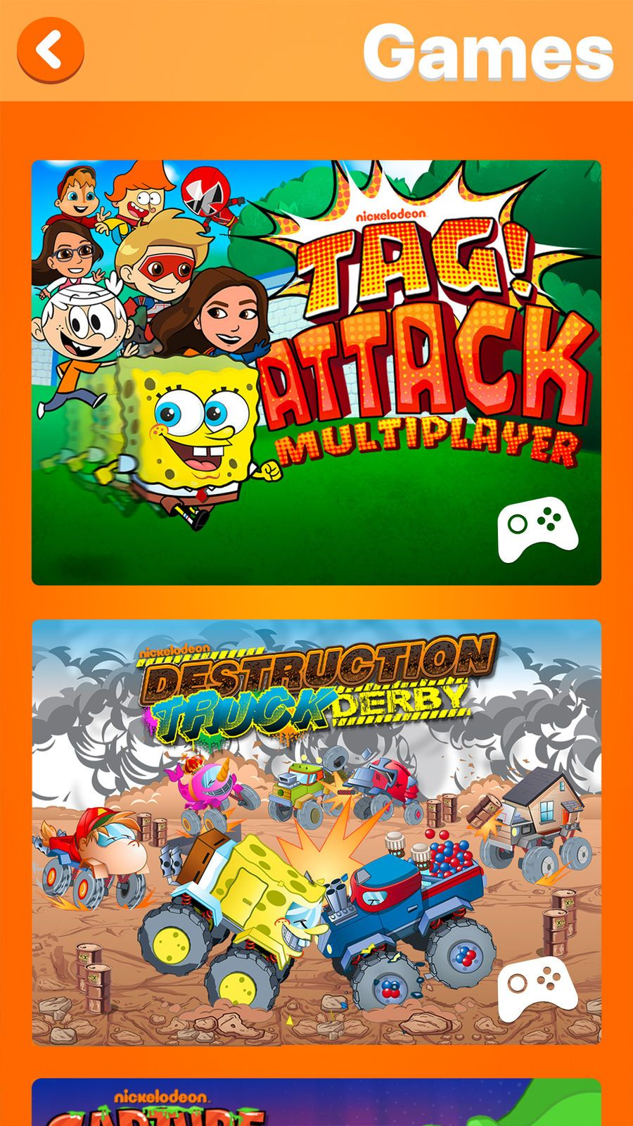 Nick iosGamesappapps Game app, Nick, Iphone games