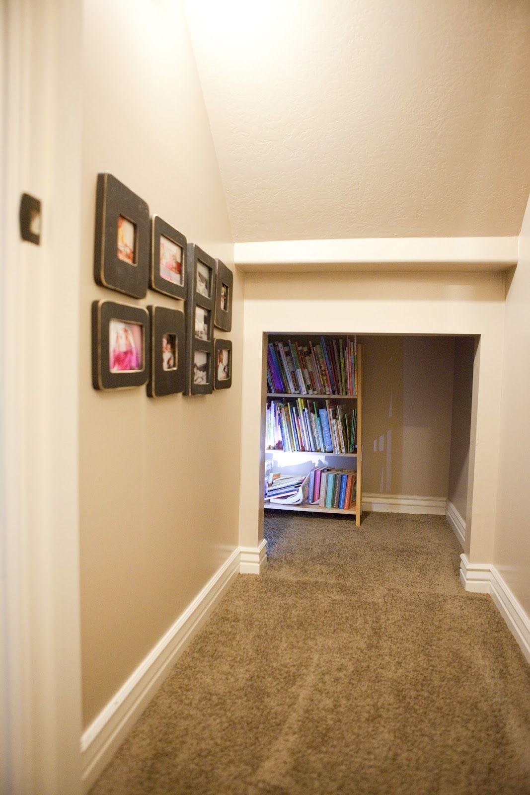 Under Stairs Basement Ideas: Storage Under Stairs In Raised Ranch