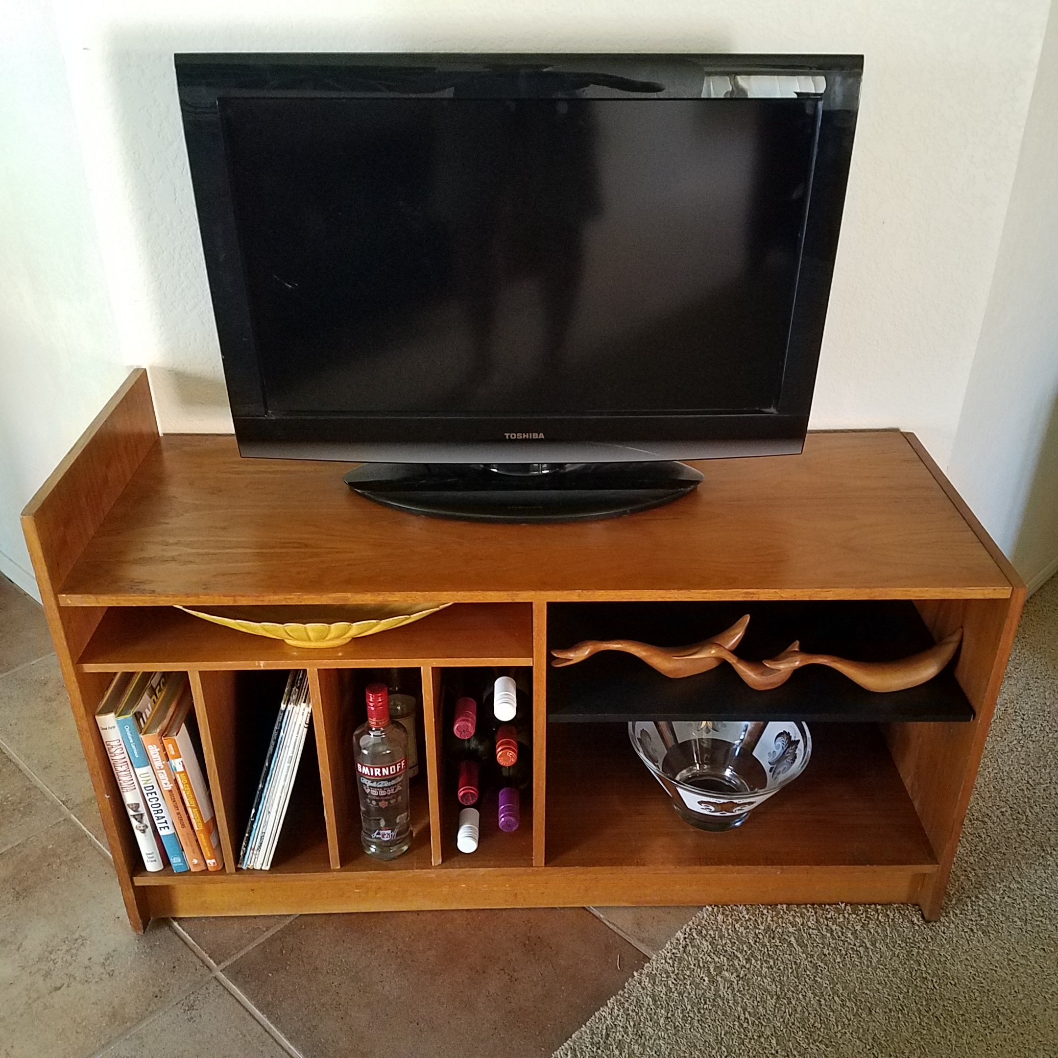 Danish Modern Record Cabinet - TV Stand. Available on ...