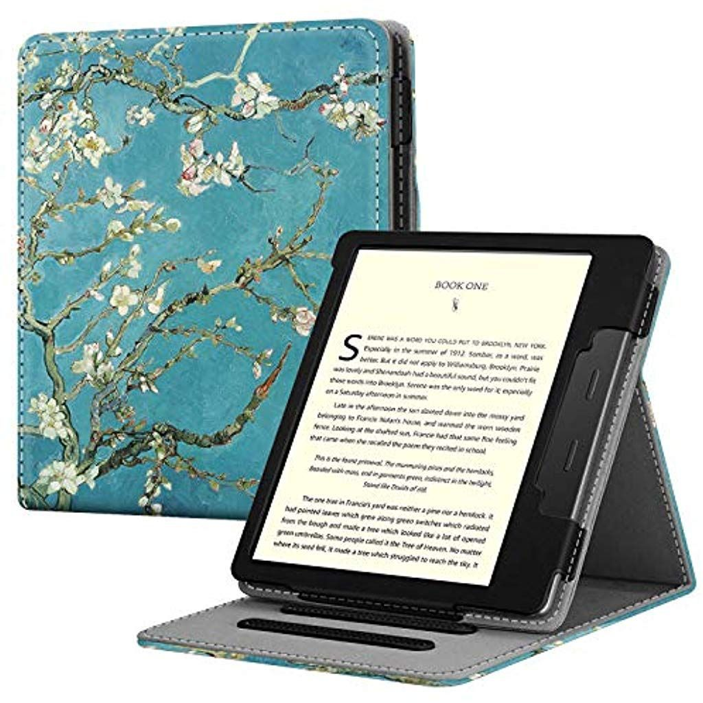 Case Compatible For Kindle Oasis 10th Generation 2019