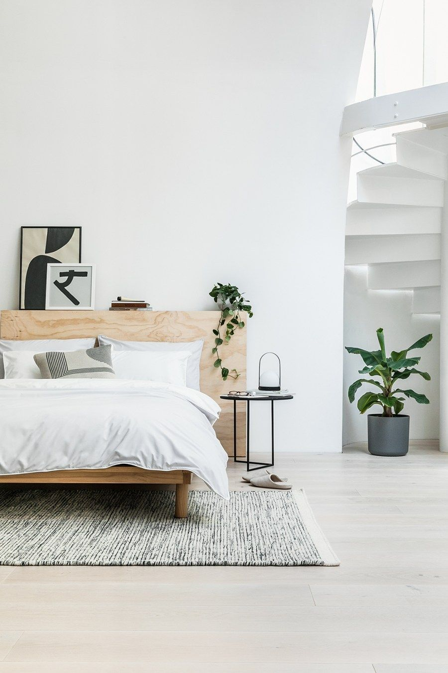 Minimal Bedding With A Conscious Q A With New Bedding Brand