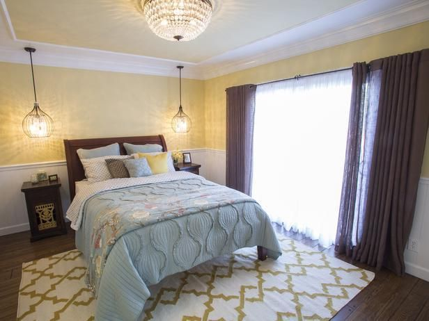 Traditionelles Schlafzimmer · As Seen On The HGTV Series, House Hunters  Renovation   U003e Http:/
