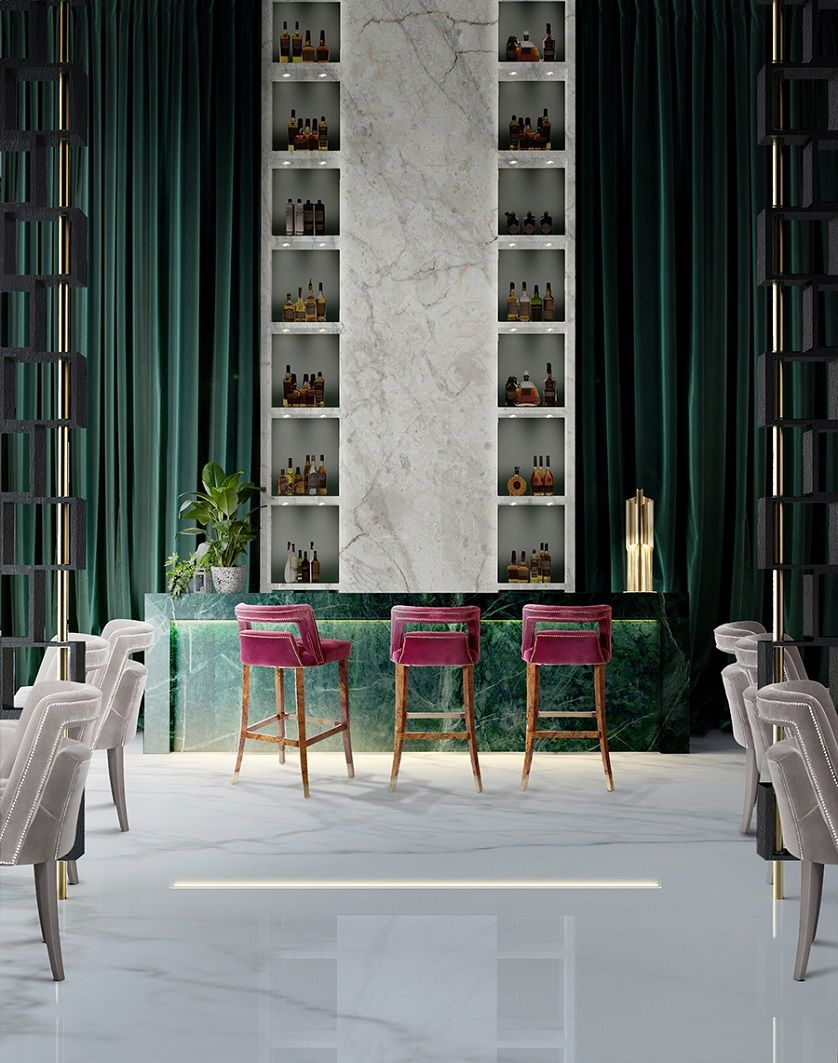 Hospitality Projects Meet The Hottest Interior Design Trends For