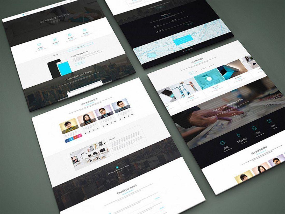 40 Best Website Psd Mockups Tools 2020 Website Mockup Psd