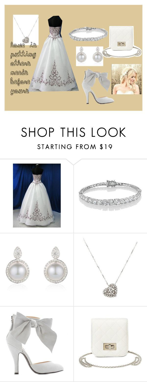 """""""wedding day"""" by annamacdonald20 ❤ liked on Polyvore featuring beauty, Rina Limor and Charlotte Russe"""