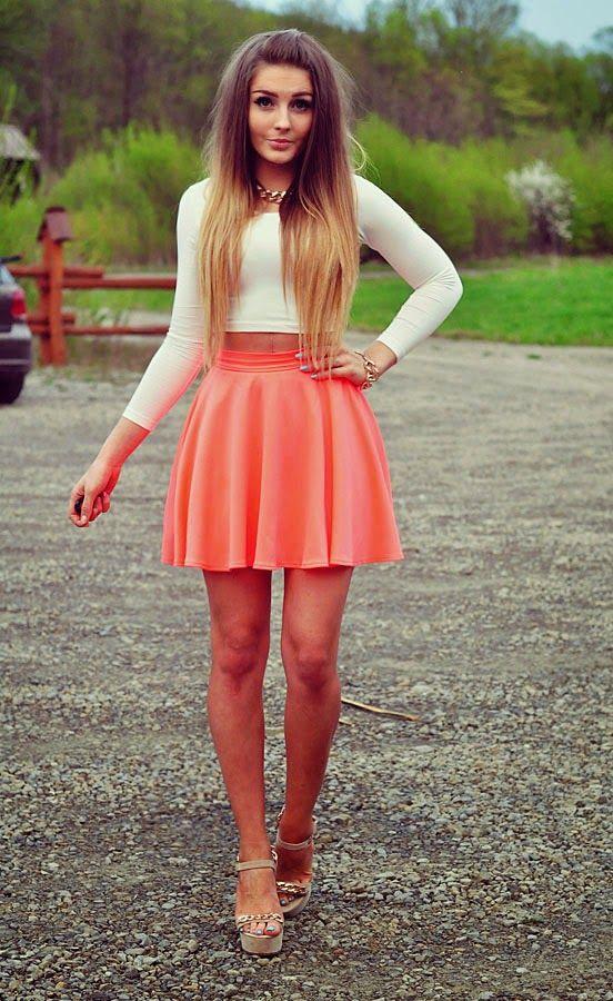 hipster girl skirt - photo #23