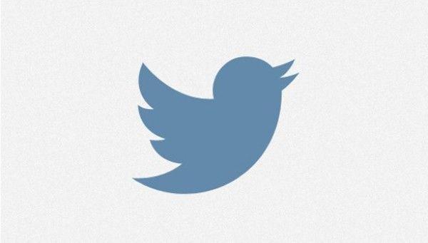 logo twitter psd