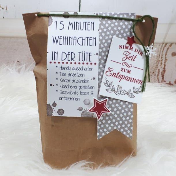 frooschmidtstempelt – Kreativ mit Stempel, Stanzen & Papier #kleinegeschenkeweihnachten