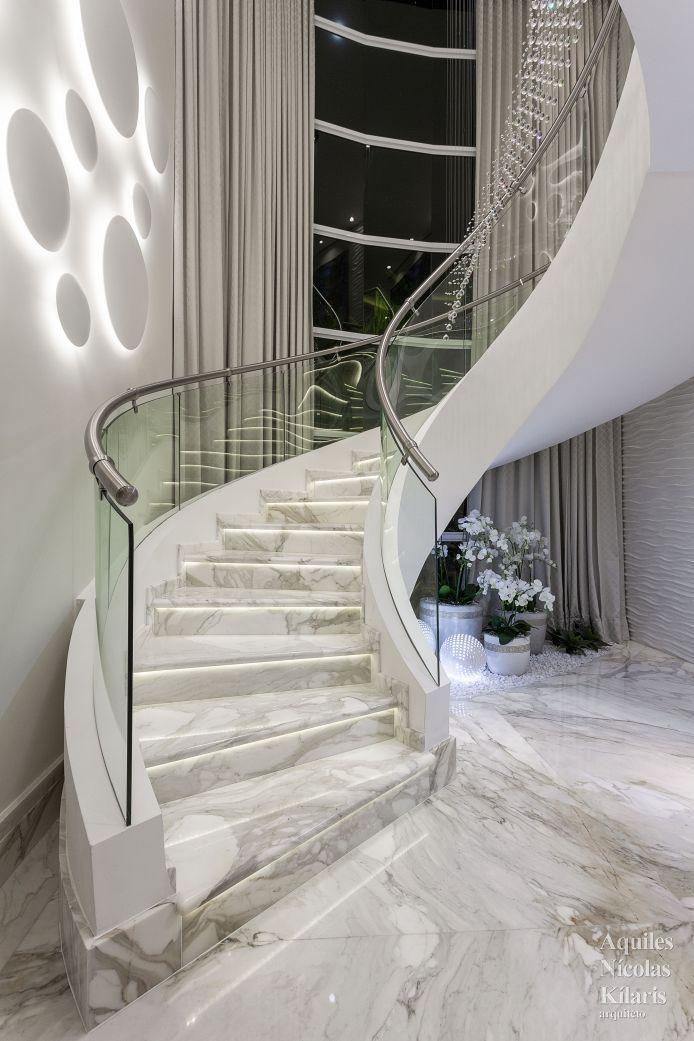 Projetos Residenciais - Casa Real - Arquiteto - Aq