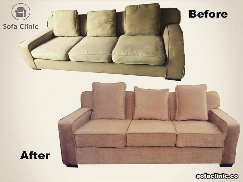 Get Your Old Sofa Repaired Upholstered