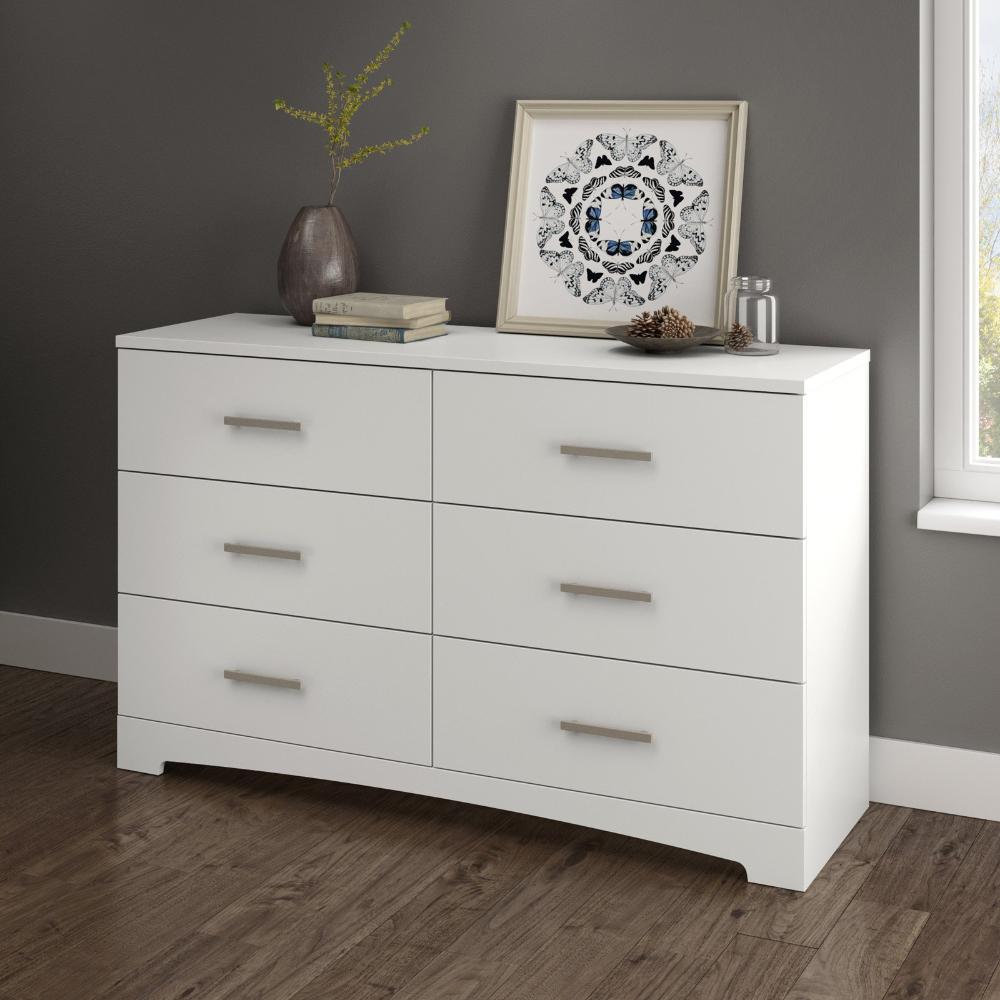 South Shore Gramercy 6 Drawer Double Dresser Multiple Finishes Walmart Com Double Dresser Shabby Chic Dresser White Dresser [ 1000 x 1000 Pixel ]