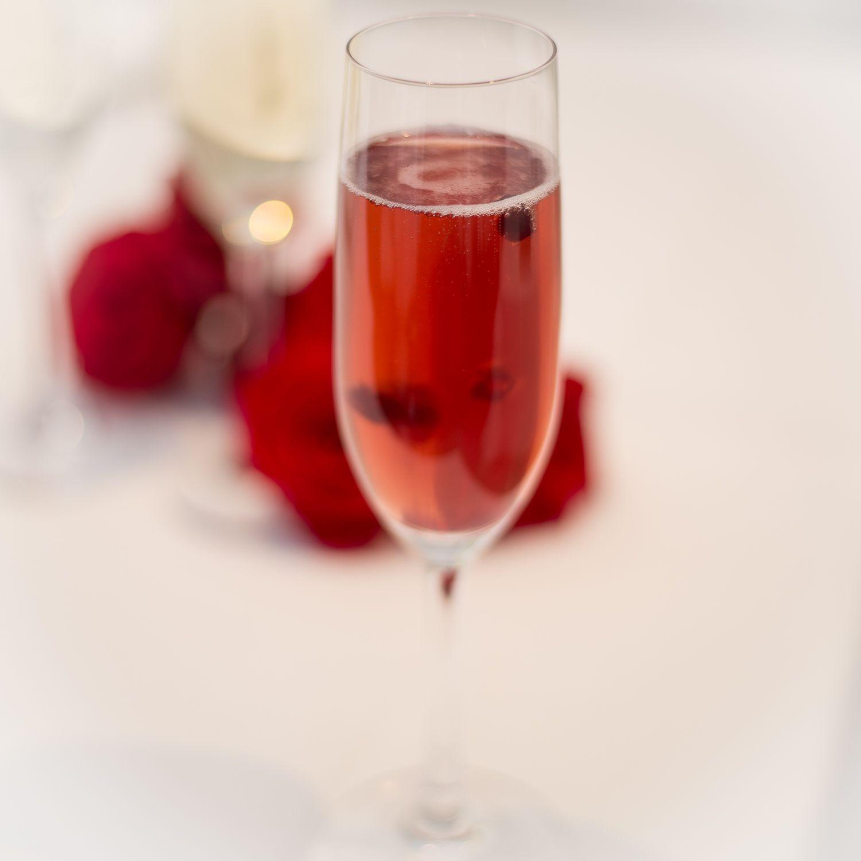 Persephone Alcoholic Drinks Food Rose Wine