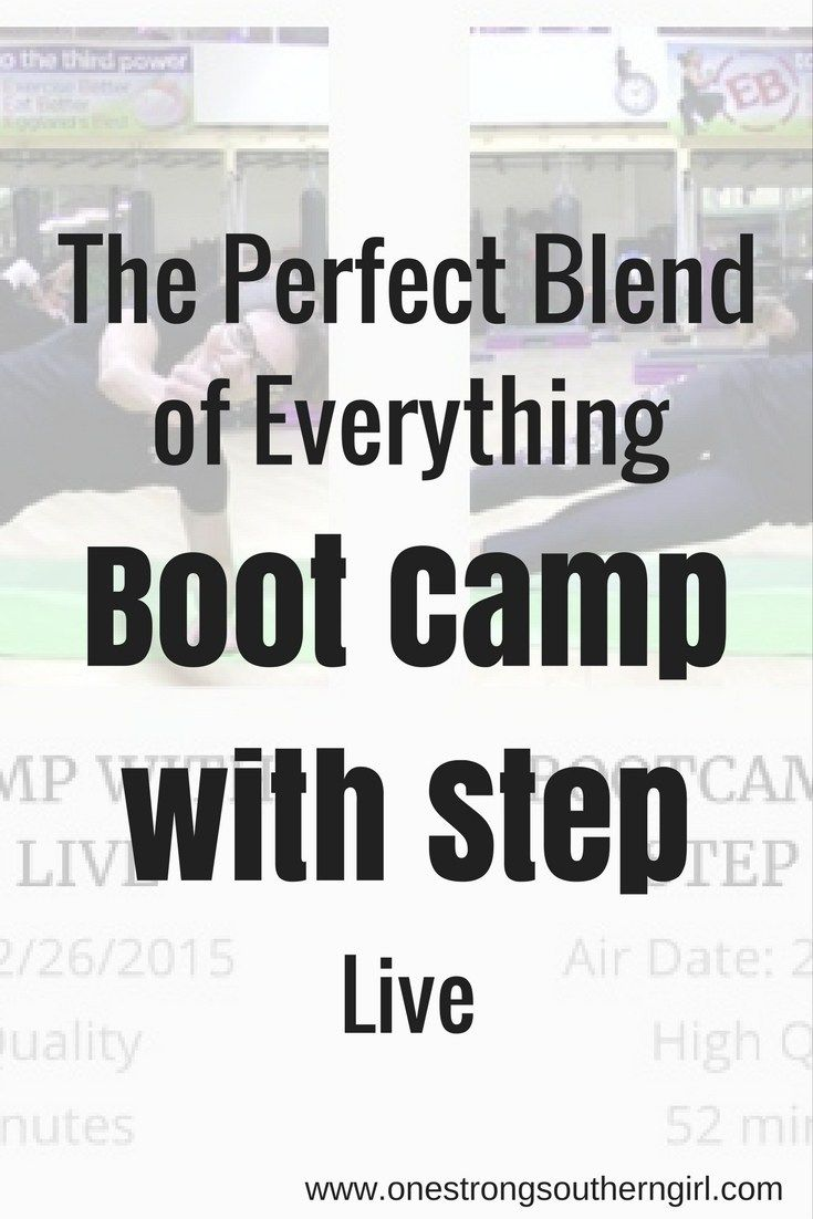 Cathe Friedrich On Demand: Boot Camp with Step LIVE