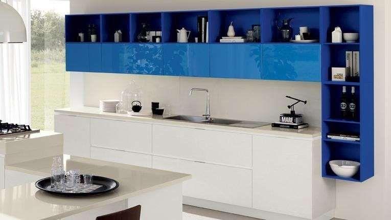 Decoración cocina: fotos ideas para ahorrar espacio - Cocina moderna ...