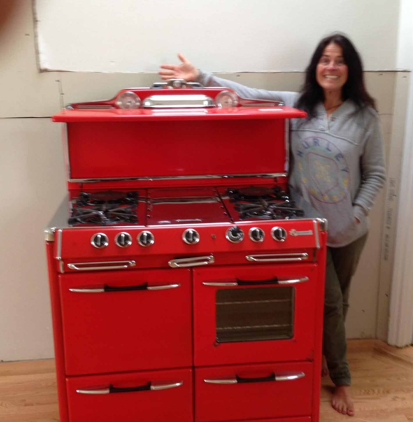 Kitchen Sink Stove Refrigerator Combo, Kitchen Stoves For
