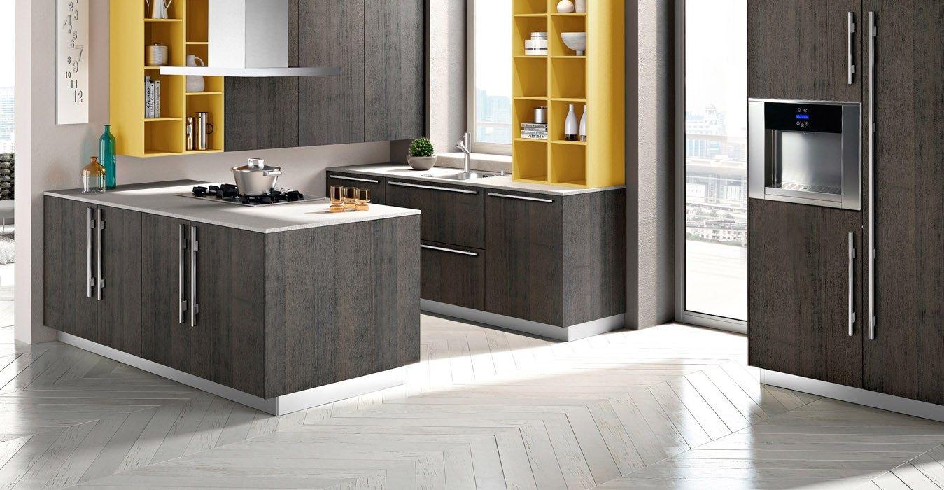 fontaine a eau encastrable dans une cuisine design p ninsule de cuisine cuisine contemporaine